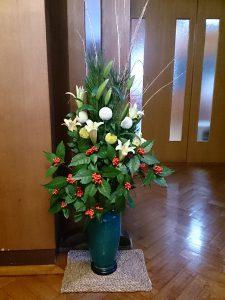 正月の生花